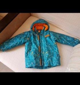 Зимняя куртка Lassie 104 рост