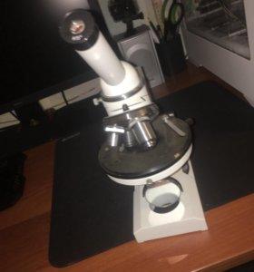 Микроскоп ЛОМО МИКМЕД 1