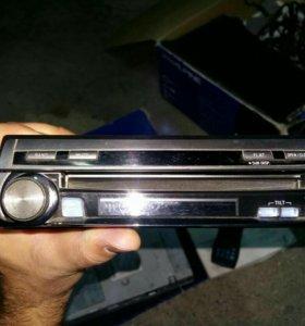 Процесорный магнитофон Alpine iva-d310