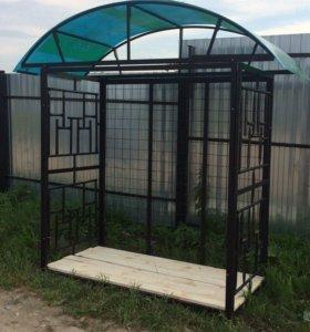Продаётся дровница в городе Гаврилов-Ям