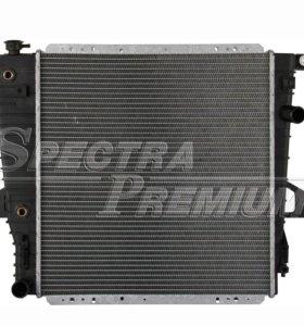 Радиатор охлаждения двс для Форд Эксплорер CU1728