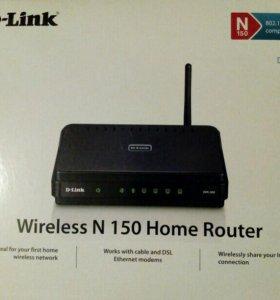 Router D-Link 300