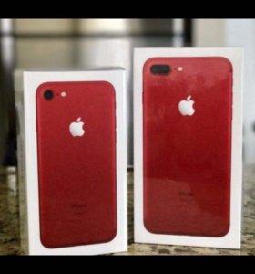 Apple iPhone 7 128 GB red Гарантия 1 год