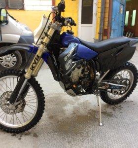 Yamaha WR450F 2004