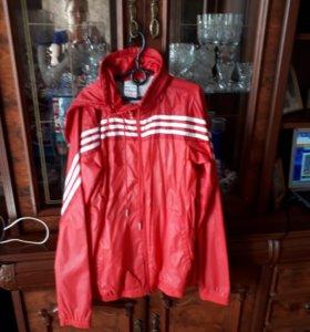 Куртка ветровка адидас