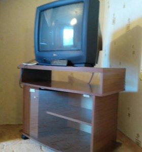 Телевизор LG + тумба