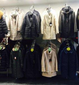Куртки осень, зима
