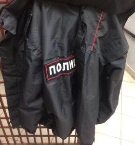 Влаго защитная куртка