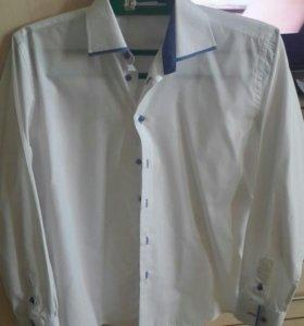 Рубашка и пиджак школьный