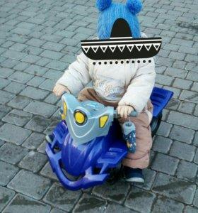 Талокар квадроцикл