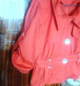Весенне- осенняя куртка