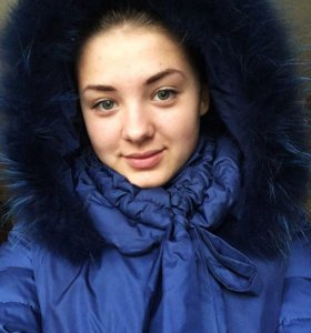 Пуховика зимняя