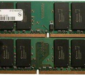 Оперативка DDR2