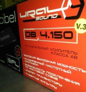 Усилитель Ural db 4.150 v3
