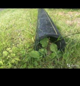 Труба футляр для прокладки газопровода под дорогой