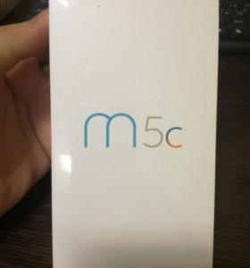 Meizu M5C черный