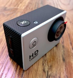Экшн камера Action Camera Full HD 1080p