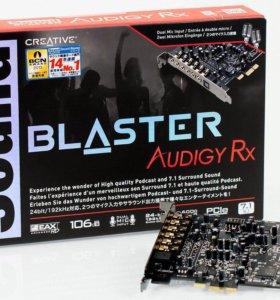 Внутренняя звуковая карта Creative SB audigy RX