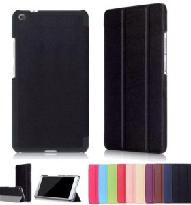 Smart Case Lenovo Tab 3 7.0 Plus кожа