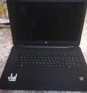 Игровой Ноутбук HP 17-y014ur