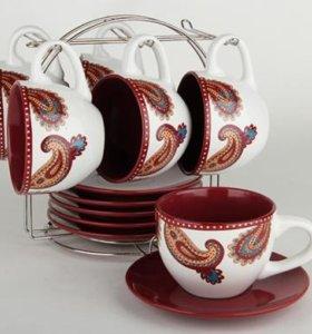 Набор чайных пар Доставка в подарок