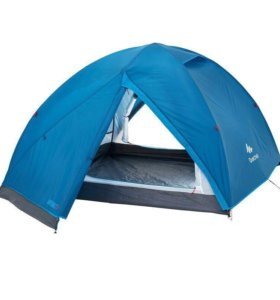 Палатка 3 - Х местная arpenaz 3+ quechua