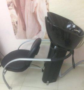 Мойка для парикмахерской