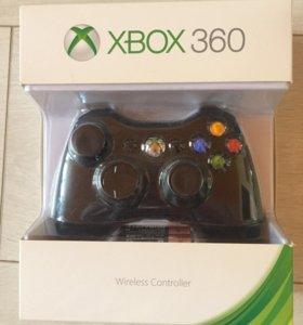 Беспроводной контроллер для xbox 360