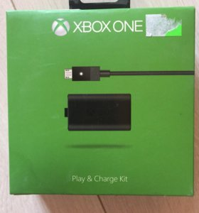 Play and charge kit xbox ONE