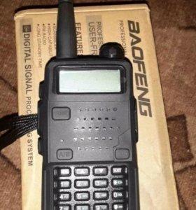 Силиконовый чехол для радиостанция BAOFENG uv-5r