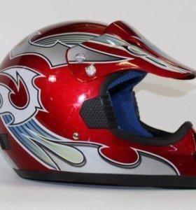 Шлем кроссовый Safelead LX-516