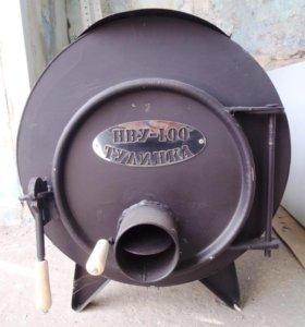 Печь длительного горения Тулинка НВУ-100