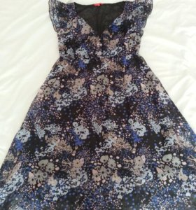 Платье шифоновое Ostin 42р
