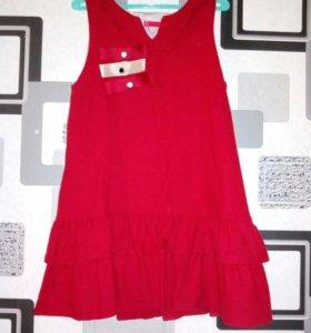 Платья для девочки 4-5 лет