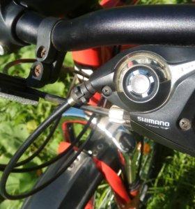 горный велосипед взрослый