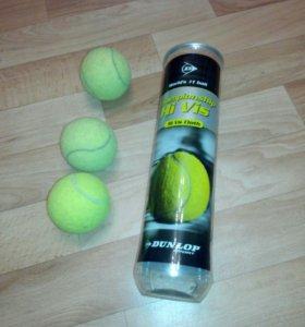 Мяч для большого тенниса Dunlop (профессиональный)
