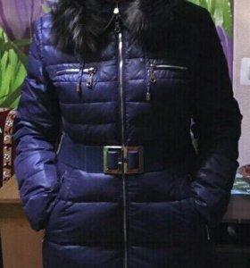 Куртки(пуховики) зимние женские.