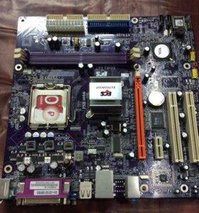 ECS P4M900T-M (s775)