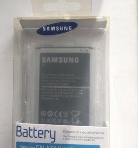 Аккумулятор самсунг Samsung новый