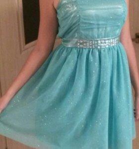 Платье нарядное/для выпускного размер 38, 40, 42