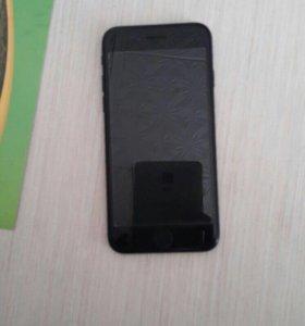 iPhone 7 128GB (черный оникс)