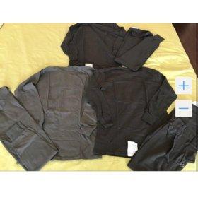 Новое нательное белье 3 комплекта