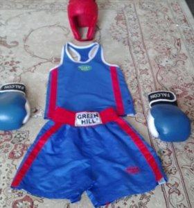 Боксёрская форма