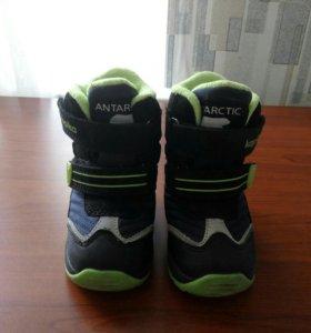 Зимние ботинки Капика 22