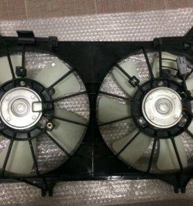 Мазда 6 Mazda 6 GH GG вентилятор диффузор