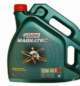 Castrol Magnatec 10*40 SL/CF 4л