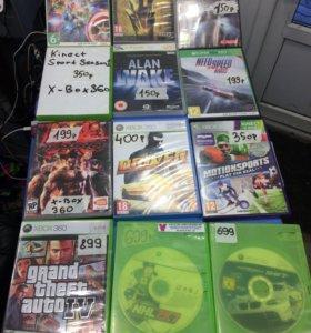 Игры для PS3 и Xbox 360