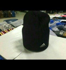 Новая шапка адидас