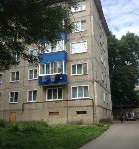 Квартира, 4 комнаты, 60.6 м²