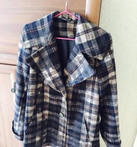 Пальто(тёплый пиджак)